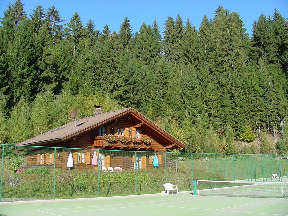 Das Glocknerhaus liegt in Berg im Drautal, Kärnten und ist ein Ferienhaus vom Hotel Glocknerhof
